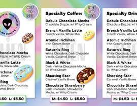 Nro 21 kilpailuun Alien Donuts; Graphic Designer Needed käyttäjältä mashiur3691