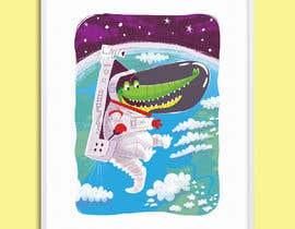 Nro 154 kilpailuun Draw and Re-Design Cartoon Animal Image käyttäjältä himelhafiz224466