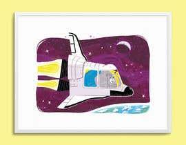 Nro 155 kilpailuun Draw and Re-Design Cartoon Animal Image käyttäjältä himelhafiz224466