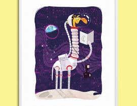 Nro 156 kilpailuun Draw and Re-Design Cartoon Animal Image käyttäjältä himelhafiz224466