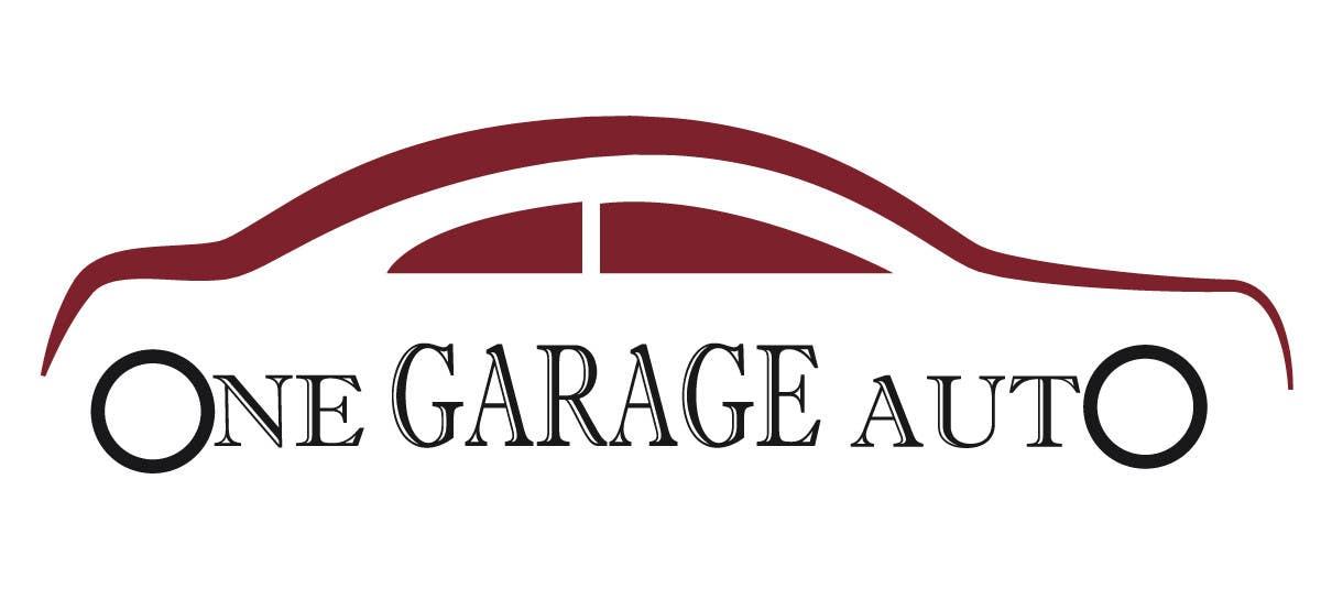 Konkurrenceindlæg #                                        15                                      for                                         Design a Logo for ONE GARAGE AUTO