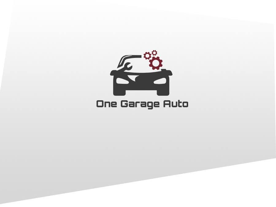 Konkurrenceindlæg #                                        24                                      for                                         Design a Logo for ONE GARAGE AUTO