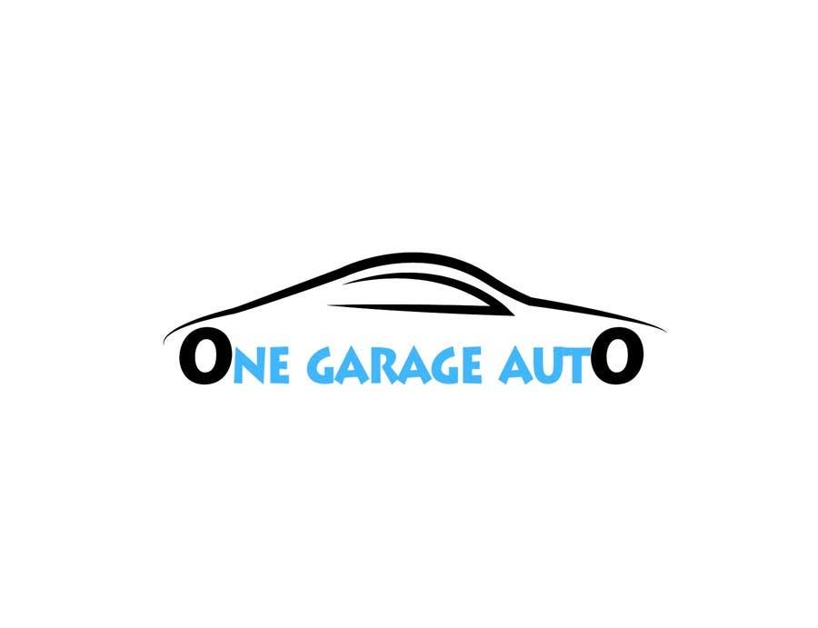 Konkurrenceindlæg #                                        11                                      for                                         Design a Logo for ONE GARAGE AUTO