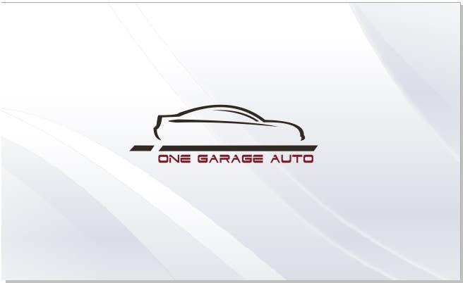 Konkurrenceindlæg #                                        1                                      for                                         Design a Logo for ONE GARAGE AUTO