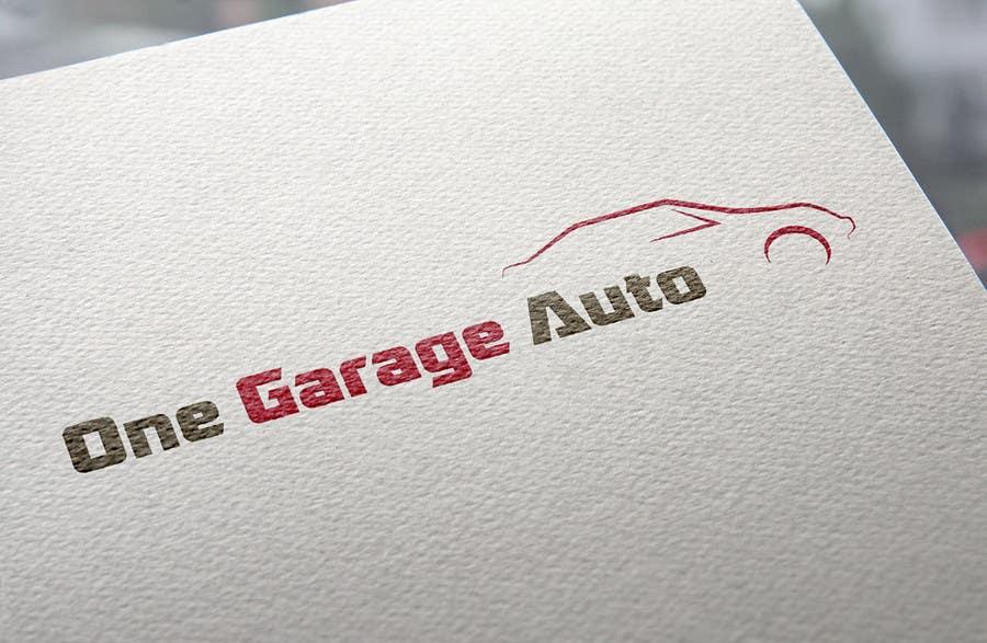 Konkurrenceindlæg #                                        21                                      for                                         Design a Logo for ONE GARAGE AUTO