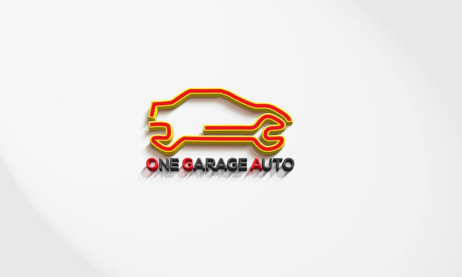 Konkurrenceindlæg #                                        62                                      for                                         Design a Logo for ONE GARAGE AUTO