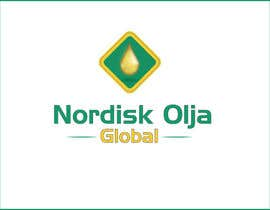 #37 for Design a Logo for NORDISK OLJA GLOBAL by BUCURIA