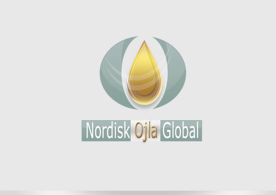 Kilpailutyö #60 kilpailussa Design a Logo for NORDISK OLJA GLOBAL