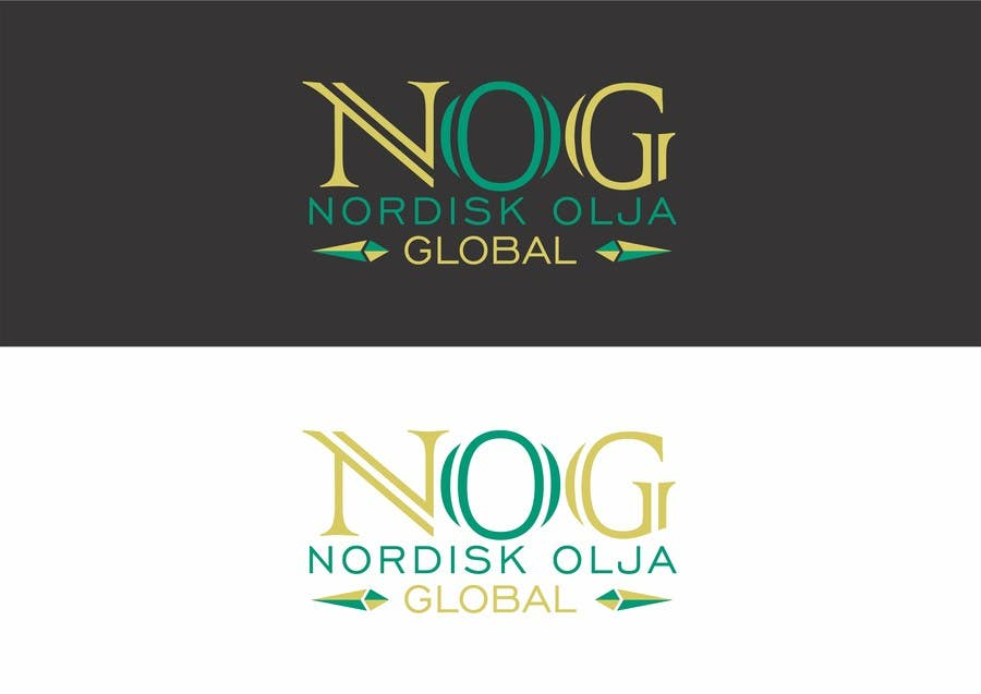 Konkurrenceindlæg #                                        11                                      for                                         Design a Logo for NORDISK OLJA GLOBAL