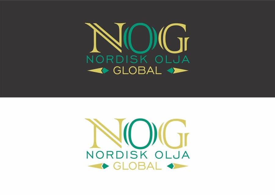 Contest Entry #                                        12                                      for                                         Design a Logo for NORDISK OLJA GLOBAL