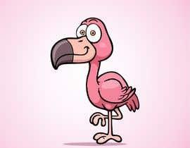 #104 untuk Cartoon Flamingo oleh smartgrafix20