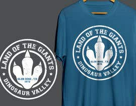 #59 for land of giants shirt by antoniustoni