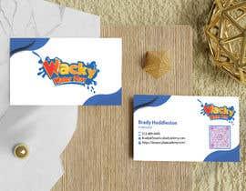 #210 for Business Card Design af afrojakhatun6028