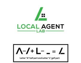 #160 para I need a minimalist logo for my real estate agent content education/editing company por taposiback