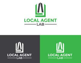 #167 para I need a minimalist logo for my real estate agent content education/editing company por nusrataranishe