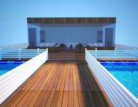 #12 для 3D Architecture for Boardwalk, Coffee Shop and Floating restaurant on water - 10/09/2021 15:19 EDT от EKRAMUL825