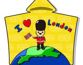 #23 untuk British Illustration for Kids oleh kev16lr