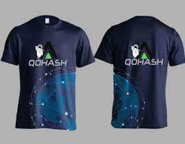 Nro 302 kilpailuun Create a tech startup t-shirt design käyttäjältä BiltonFL