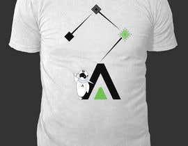 Nro 300 kilpailuun Create a tech startup t-shirt design käyttäjältä sharifmozumder99