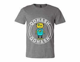 Nro 311 kilpailuun Create a tech startup t-shirt design käyttäjältä moninayan052