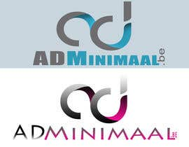 nº 66 pour Design a Logo for AdMinimaal.be par talhafarooque