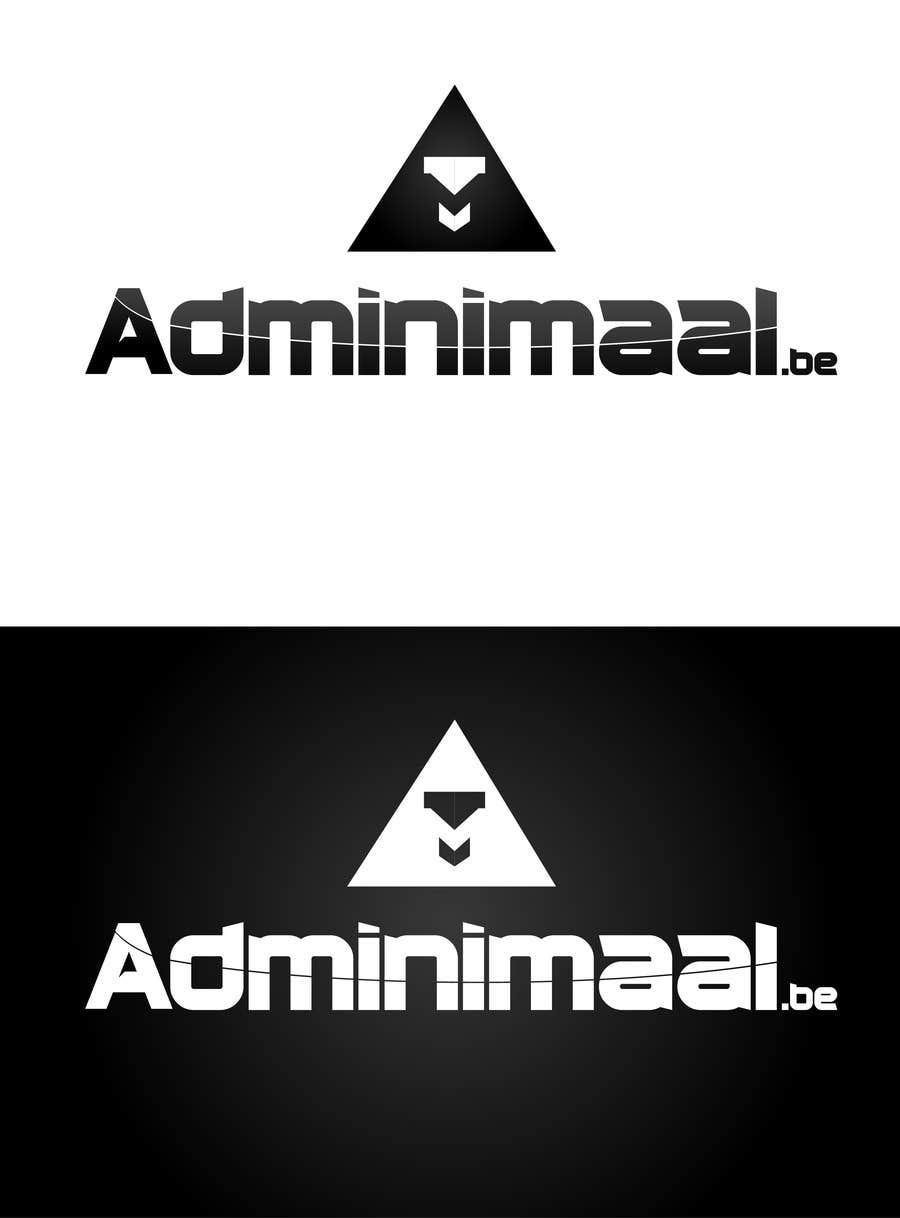 Inscrição nº 116 do Concurso para Design a Logo for AdMinimaal.be