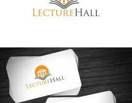 #19 for Design a Logo for LectureHall af grafixsoul