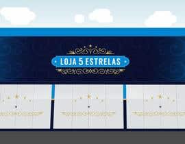 "Nro 104 kilpailuun Projetar um Logo for e-commerce store ""loja 5 estrelas"" käyttäjältä gabrielsaqueto"
