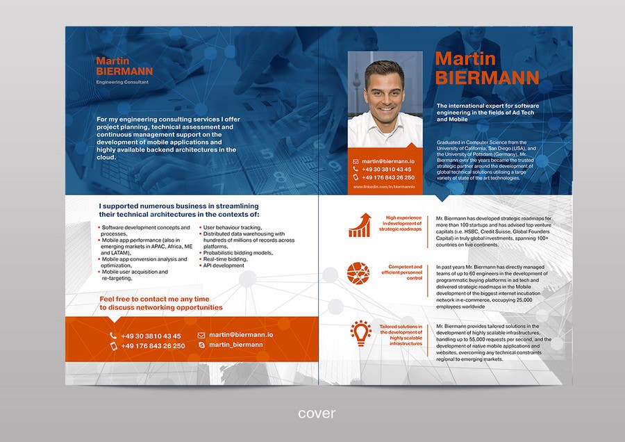 Engineering Consultancy Profile : Entry by dabanzz for illustrate mobile web engineering