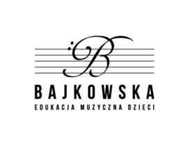 #38 untuk Zaprojektuj logo muzyczne dla marki BAJKOWSKA oleh katqa