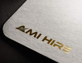#52 untuk Design a Logo for AMI Hire oleh tolomeiucarles