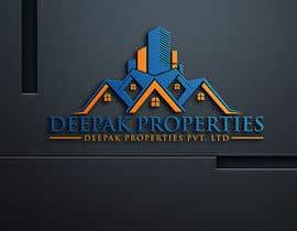 #19 cho Logo : Deepak Properties bởi monowara01111