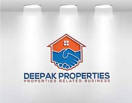 #151 cho Logo : Deepak Properties bởi aklimaakter01304
