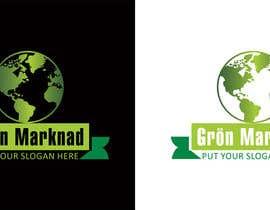 nº 4 pour Designa en logo for Gronmarknad.se par inventivegraphic