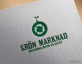nº 19 pour Designa en logo for Gronmarknad.se par marjanikus82