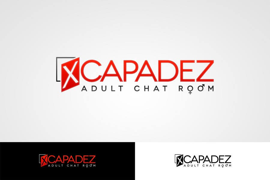 Contest Entry #53 for Logo Design for Xcapadez Adult Chat Room