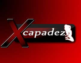 #80 za Logo Design for Xcapadez Adult Chat Room od Rflip