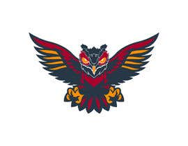 #66 untuk Redesigning our mascot into a flying owl oleh mhdmaha75