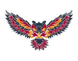 #90 untuk Redesigning our mascot into a flying owl oleh AviGFX