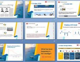#72 cho Improve the Design, Professionalism and Format of PowerPoint Presentation bởi muskanali3800