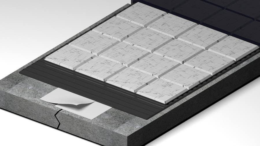 Konkurrenceindlæg #                                        25                                      for                                         Do some 3D Modelling for FG tile floor