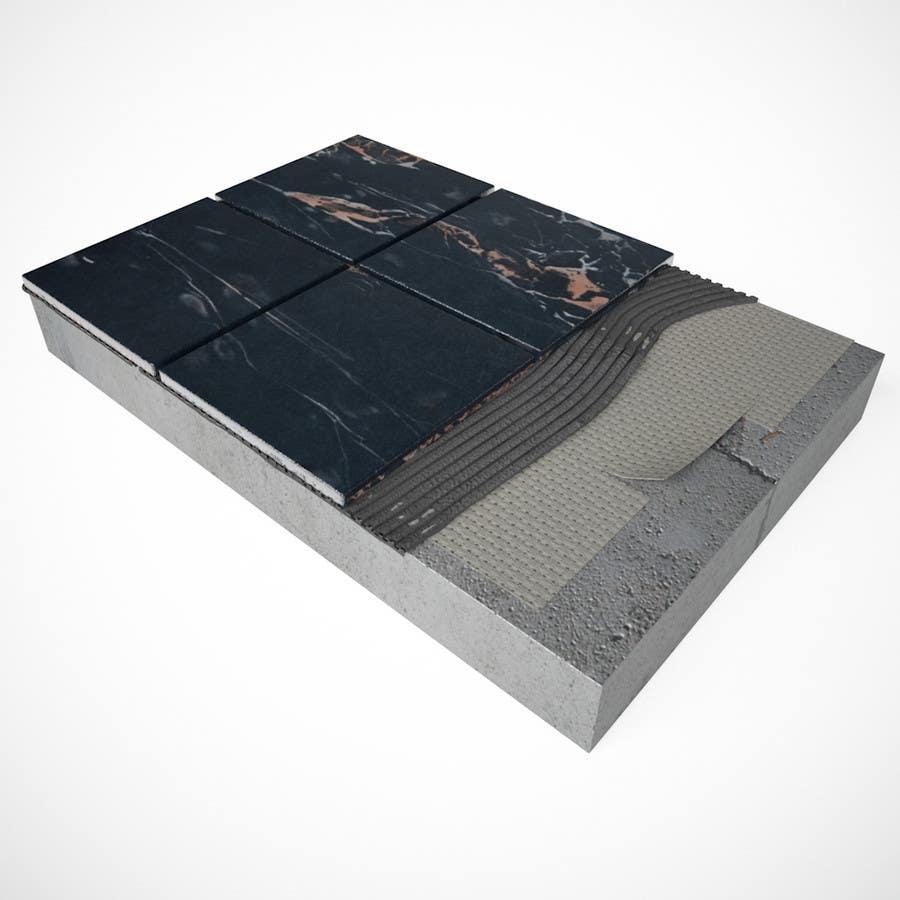 Konkurrenceindlæg #                                        10                                      for                                         Do some 3D Modelling for FG tile floor