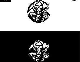 #126 for Vector skull logo design by Aadarshsharma