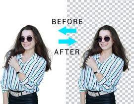 Nro 495 kilpailuun Photoshop expert - remove background (green screen) käyttäjältä joyhalderjoy
