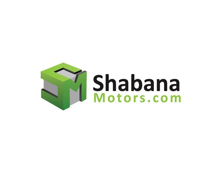 Konkurrenceindlæg #53 for Design a Logo for Shabana Motors