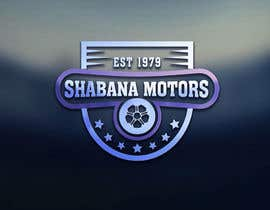 #203 for Design a Logo for Shabana Motors af rashedhannan