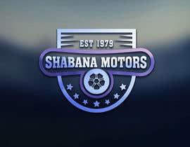 #203 untuk Design a Logo for Shabana Motors oleh rashedhannan