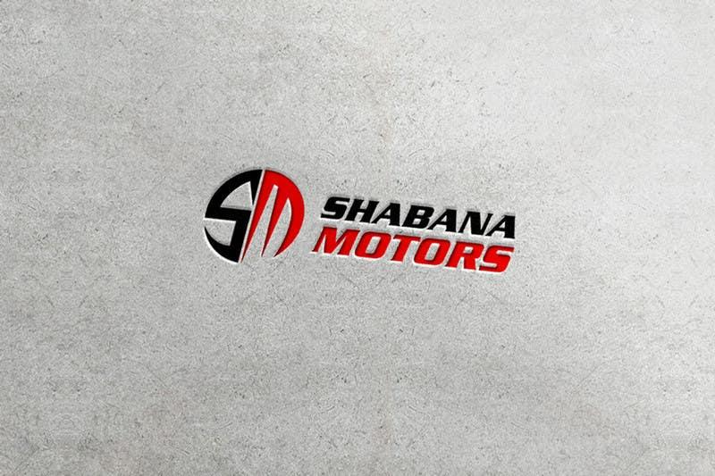 Konkurrenceindlæg #89 for Design a Logo for Shabana Motors