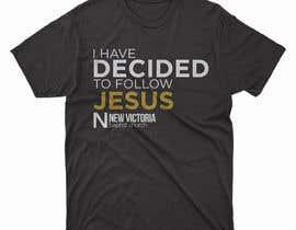 #200 for T-Shirt Design - Baptism by bellezajulie89