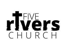#779 for Five Rivers Church Logo Design by binadam512